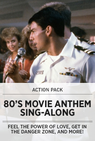 Poster: 80s Movie Anthems