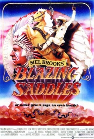 BLAZING SADDLES Quote-Along