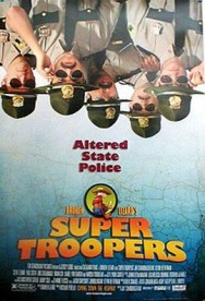 SUPER TROOPERS Quote-Along
