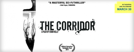 Fantastic Fest 2011 Hit THE CORRIDOR Hits VOD On Friday!
