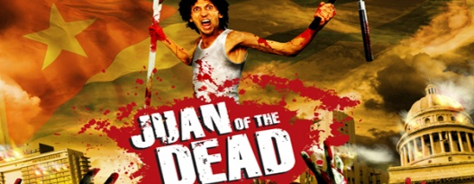 JUAN OF THE DEAD, Cuba's first horror film, opens at West Oaks on Friday, April 6