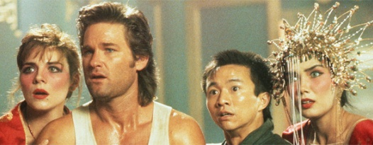 By threat of death, BIG TROUBLE IN LITTLE CHINA returns!!