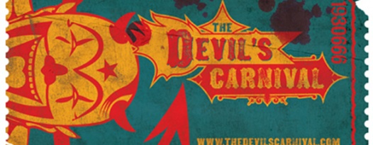 THE DEVIL'S CARNIVAL with REPO'S Darren Lynn Bousman and Terrance Zdunich LIVE and in person!