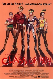 Terror Tuesday: CLASS OF 1984