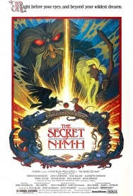 THE SECRET OF NIMH with Don Bluth & Gary Goldman