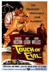 TOUCH OF EVIL with Richard Hell