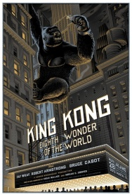 Film Foundation Series: KING KONG w/ Richard Hell