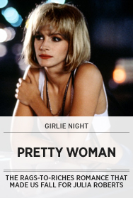 Poster: Pretty Woman Girlie Night