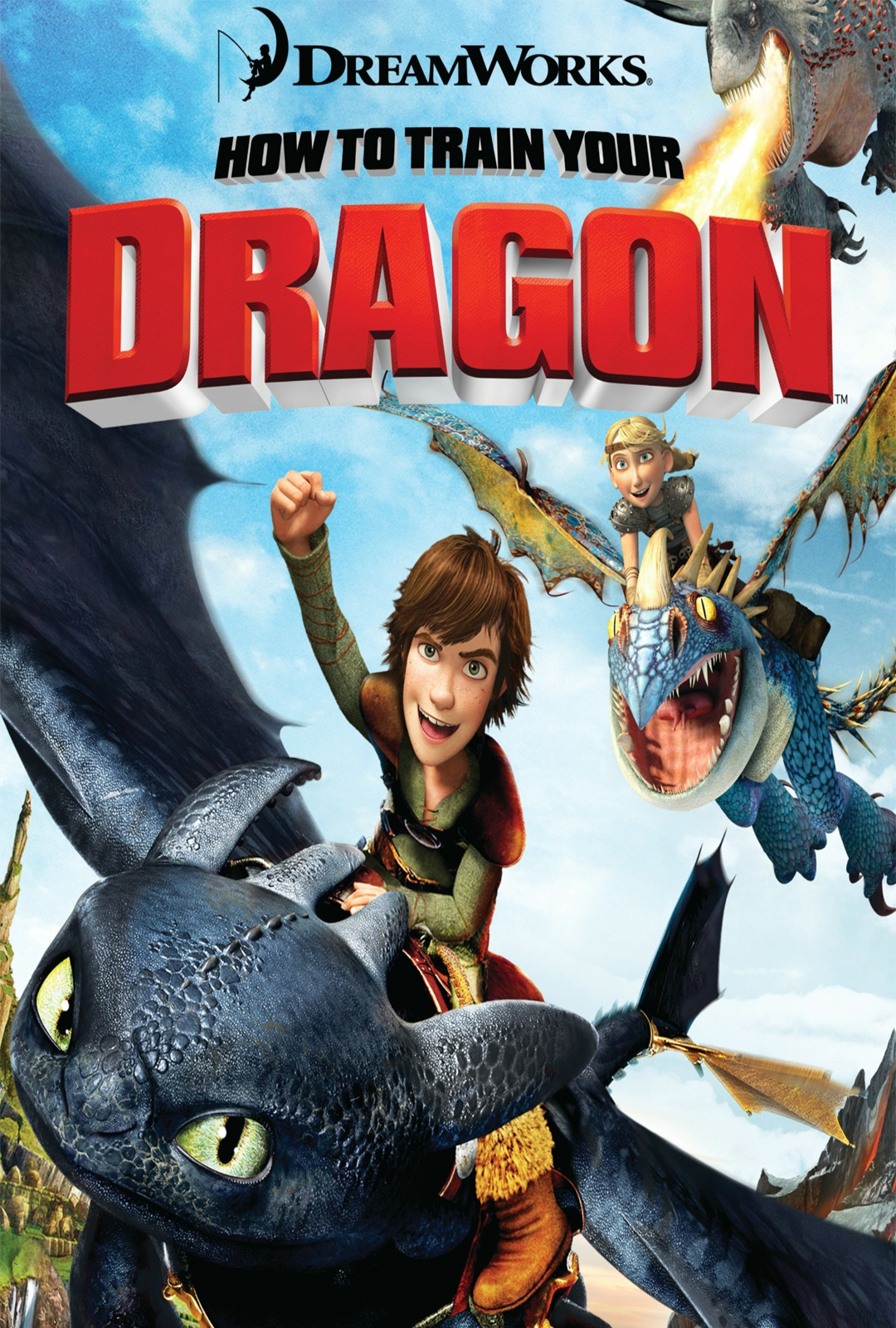 how to train dragon 1