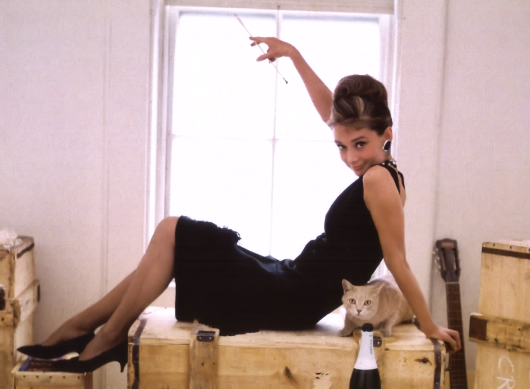 breakfast at tiffany�s houston alamo drafthouse cinema