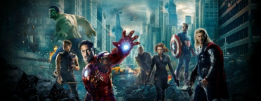 THE AVENGERS Opens At The Ritz This Thursday!