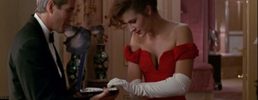 See what happens when a Hollywood hooker meets an American gigolo in PRETTY WOMAN