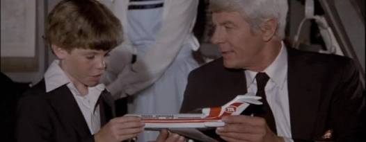 Looks like you picked the wrong week to quit sniffing glue! AIRPLANE! lands at Market Square Park