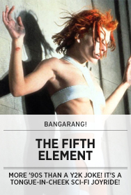 Poster: Fifth Element