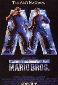 Game Over: SUPER MARIO BROS.
