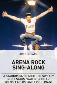 Arena Rock Sing-Along