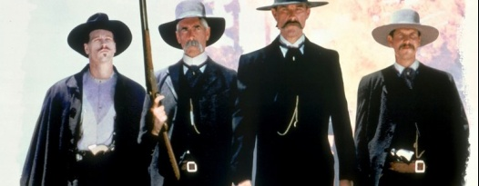 We're your huckleberry. See TOMBSTONE, co-presented by Badass Digest, this Sunday at Mason Park