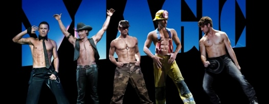 We're looking for a few studs to strut their stuff at the midnight screening of MAGIC MIKE
