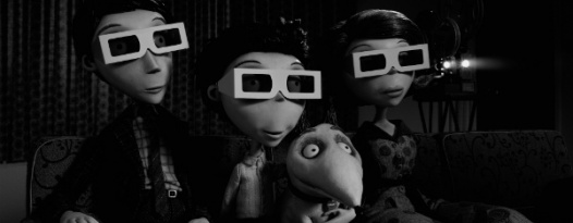 Fantastic Fest 2012 Opening Night Movie: The World Premiere Of Tim Burton's FRANKENWEENIE!