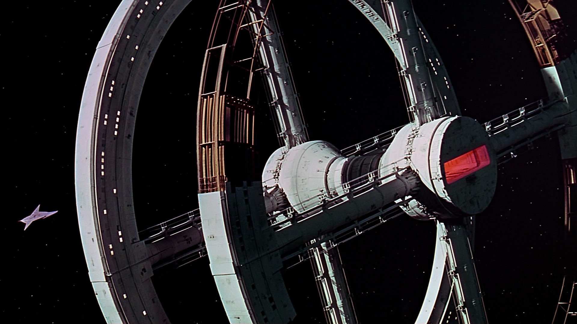 2001 a space odyssey movie essay The two classic sci-fi films reflected the spirit of their times: 2001 full of hope for  an evolving humanity, and  from 2001: a space odyssey.