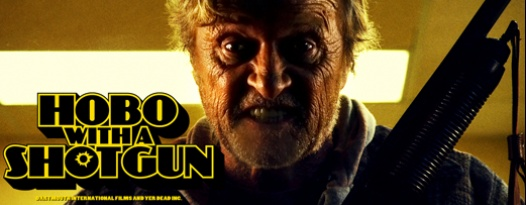 The heartwarming, true tale of HOBO WITH A SHOTGUN (which opens 5/6 at Ritz)!