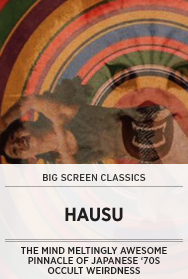 Poster: Hausu