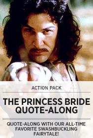 Poster: Princess Bride QAL