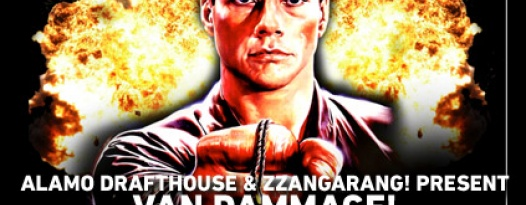 ALAMO DRAFTHOUSE & ZZANGARANG!!! presents VAN DAMMAGE with THE EXPENDABLES 2