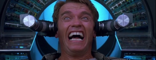 For the Memory of a Lifetime, Totally Recall Paul Verhoeven's 1990 Sci-Fi Masterpiece: TOTAL RECALL