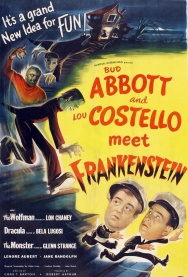 Kids' Club: ABBOTT & COSTELLO MEET FRANKENSTEIN