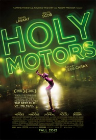STAFF TRAINING DAY: HOLY MOTORS