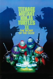 TMNT II: THE SECRET OF THE OOZE Pizza Party