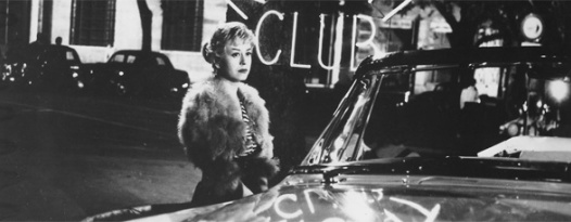Sommelier Cinema: NIGHTS OF CABIRIA Menu Announced