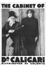 THE CABINET OF DR. CALIGARI w/ live score