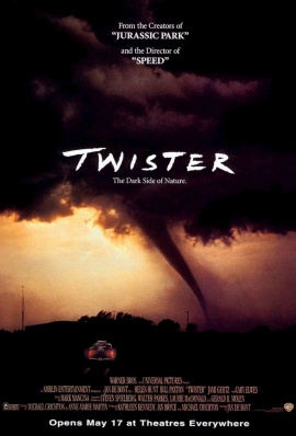 Road Rage Drive-In 2012: TWISTER