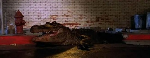 Houston! See the movie ALLIGATOR with real-life alligators in the theater