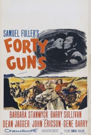 FORTY GUNS w/ Louis Black