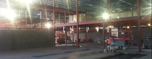 Alamo Drafthouse Denver Construction Update!