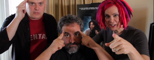 Watch A Video Interview With The Wachowskis And Tom Tykwer For CLOUD ATLAS