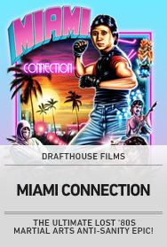 Poster: Miami Connection