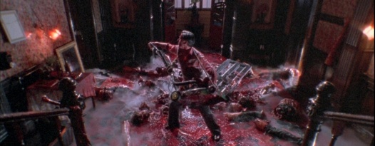 DEAD ALIVE, The Bloodiest Movie of All Time, comes to the Ritz and Village Next Week!