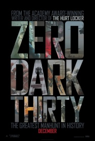 STAFF TRAINING DAY: ZERO DARK THIRTY