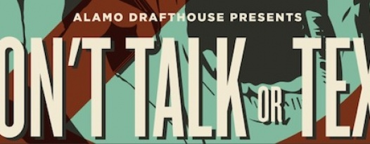 """Alamo Drafthouse presents the  """"DON'T TALK OR TEXT DURING MOVIES"""" Filmmaking Frenzy"""