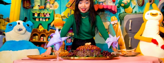 FOOD PARTY Takes Over the Ritz w/ Creator and Host Thu Tran Live!!