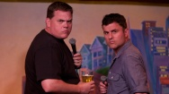 Kevin Heffernan and Steve Lemme Stand Up