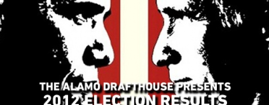 Come Watch the 2012 Election Results at the Alamo