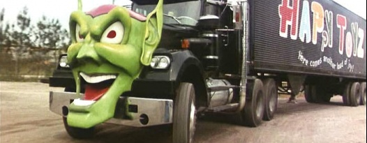 The pavement runs red at this weekend's double feature of MAXIMUM OVERDRIVE and THE WRAITH