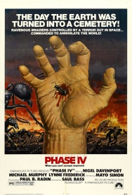 The Academy and Alamo Drafthouse Cinema present PHASE IV (new print!) feat. long-lost ending!