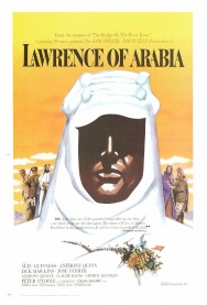 LAWRENCE OF ARABIA (Peter O'Toole Memorial Showing)