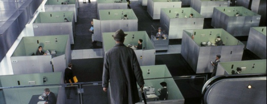See Jacques Tati's PLAYTIME in 70MM and make things better!